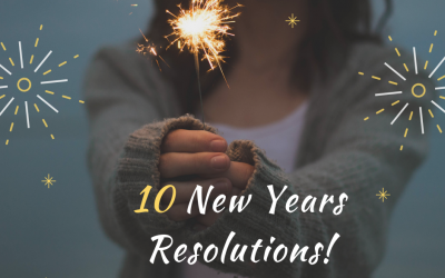 10 New Years Resolutions: Have A Healthier Next Year Starting Today